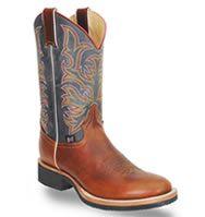 Botas Justin Boots TEKNO RECUPERADO Estilo 5504 De venta en Ranch Depot.