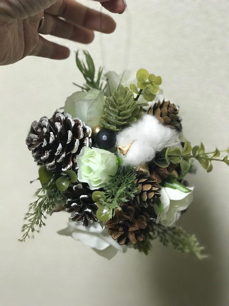 Flower ball Christmas