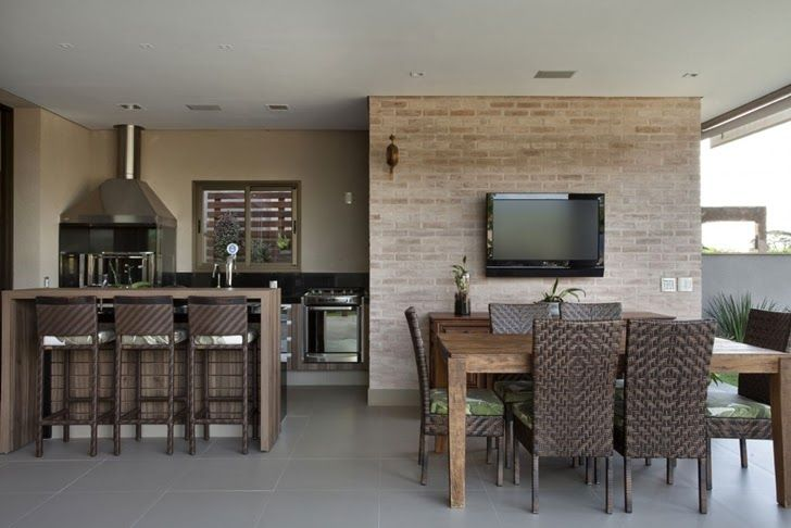 Decor Salteado - Blog de Decoração | Construção | Arquitetura | Paisagismo: Casa brasileira com arquitetura e decoração moderna - linda!