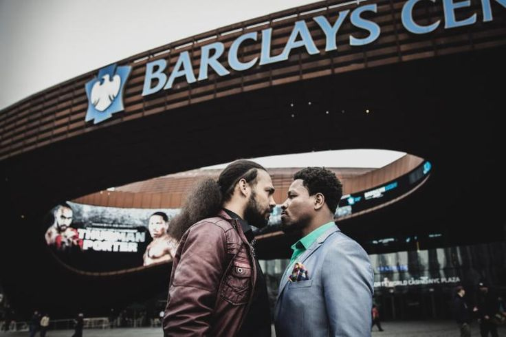 Keith Thurman & Shawn Porter Take New York Welterweight Stars Discuss Saturday, June 25 Showdown Live on CBS From Barclays Center During Whirlwind Two Days in NYC Photo Credit: Amanda Westcott/…