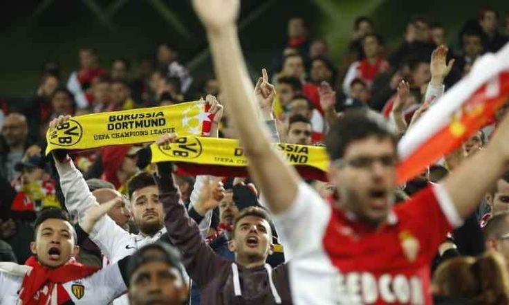 l'idea del Dortmund per dare un letto ai tifosi del Monaco #bedforawayfans Iniziative che fanno bene al calcio. Che in una serata triste, difficile, ad alta tensione, fanno ritrovare il sorriso. Il rinvio della sfida tra Borussia Dortmund e Monaco, a causa di tre esplosioni #tifosidormind #esplosione