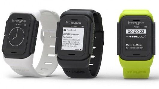 Kreyos Meteor smartwatch brings Star Trek tech to life