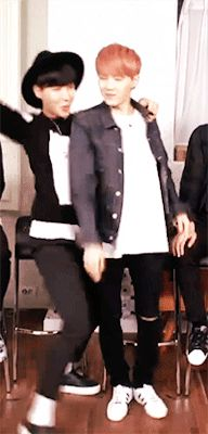 BTS | JHOPE and SUGA XDDD