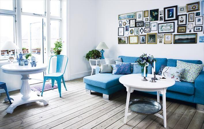Все оттенки голубого... - Форум о дизайне интерьера