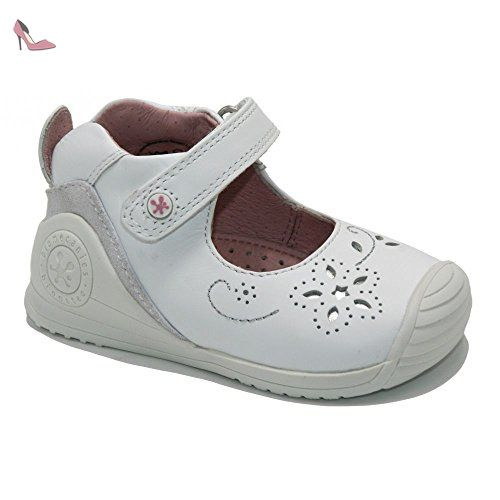 Garvalin Santa Ana, Chaussures de ville fille - Gris (A Marengo), 28 EU