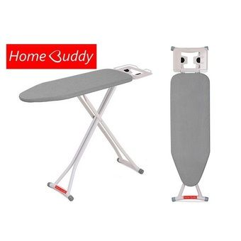 Buy HomeBuddy Ironing Board, Iron Board (Grey) online at Lazada Singapore. Discount prices and promotional sale on all Ironing Boards. Free Shipping.