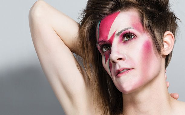 Cameron Esposito broadcasts her jokes just about everywhere: She hosts two podcasts, has appeared on multiple TV shows includingChelsea Latelyand The Late Late Show with...