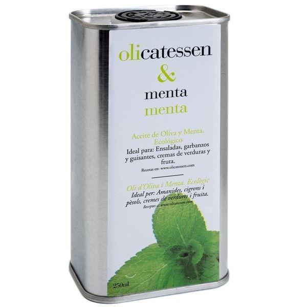Olicatessen and Mint 250ml. Olicatessen