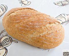 Lichtbruin vloerbrood - Broodbakshop !