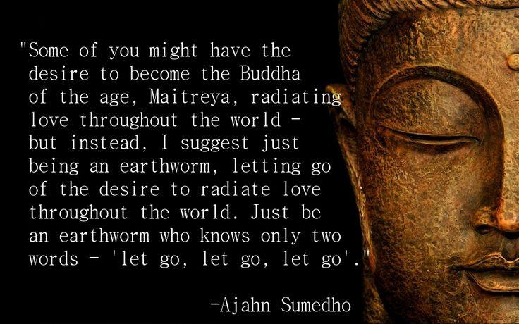 Ajahn Sumedho Quote 01