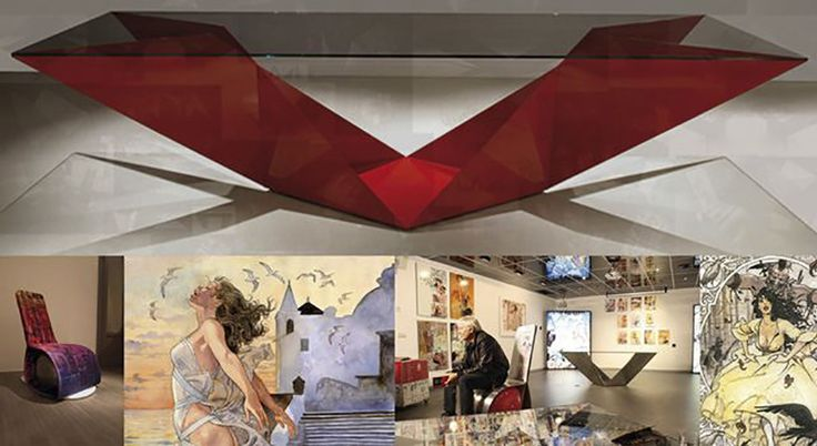 takkram table by nekko design. when art meets design: nekko design ... - Arredamento Zenucchi