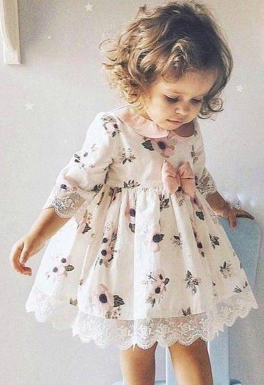 Kleine Mädchen Outfits   – Girl's Clothes