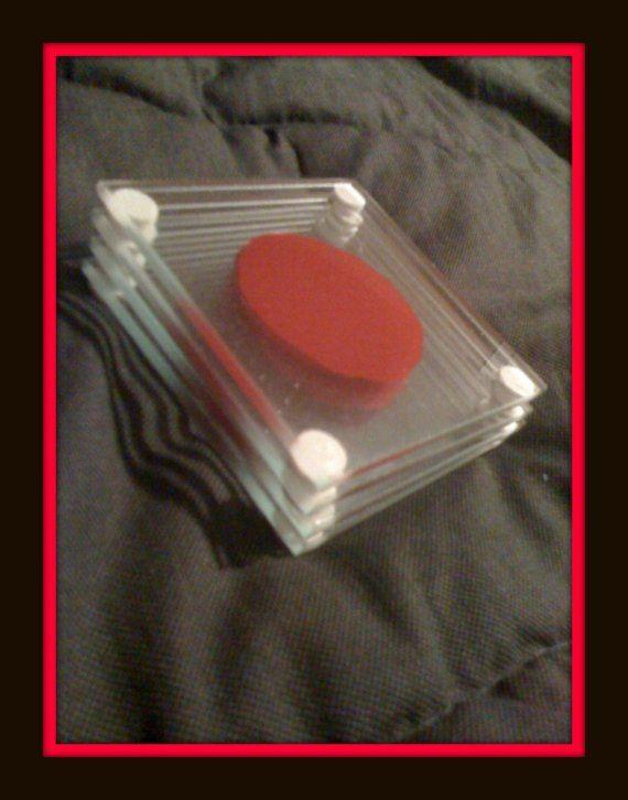Dexter Morgan coasters!