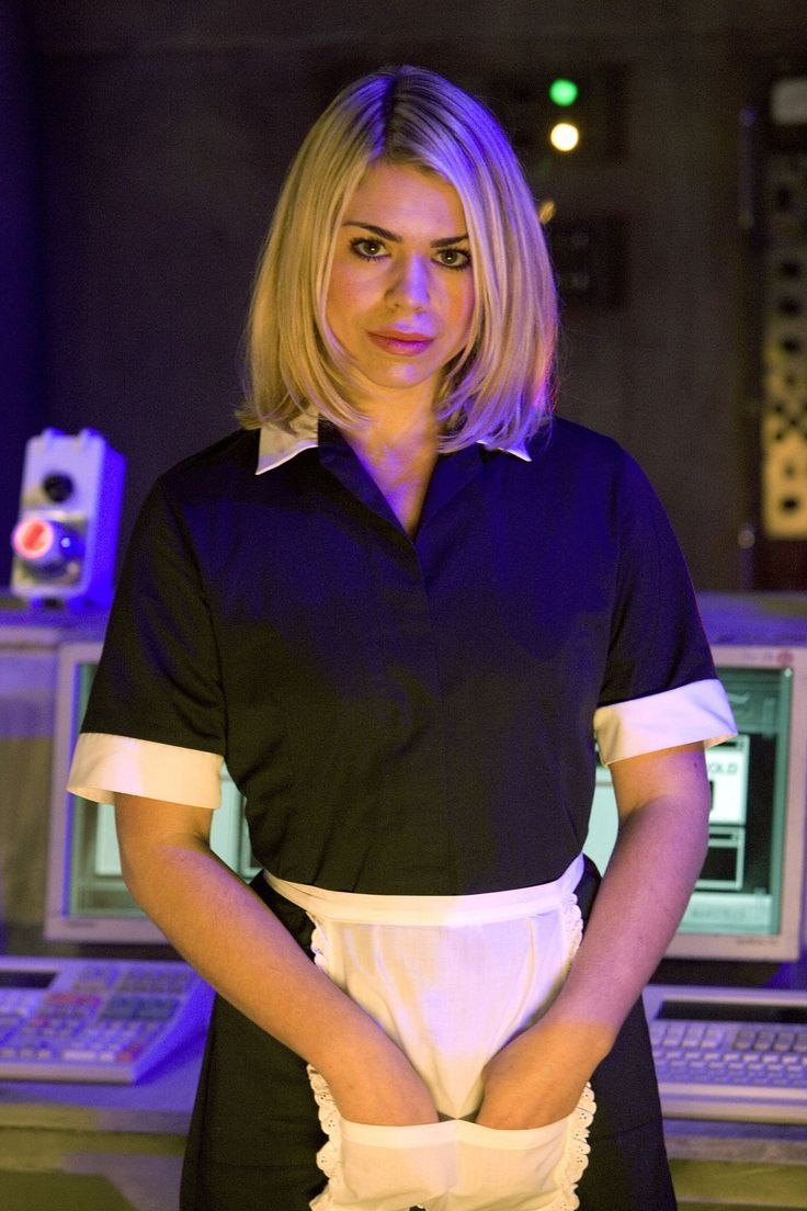 Rose Tyler - Billie Piper - Dr Who, The Rise of the Cybermen & Age of Steel 2006                                                                                                                                                      More