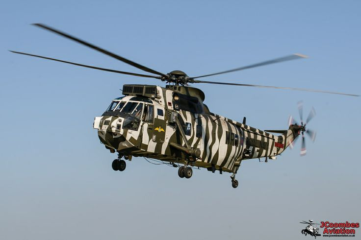 Westland Sea King HC.4 of 848NAS at the RNAS Yeovilton Air Day 2013.. JCoombes Avaition