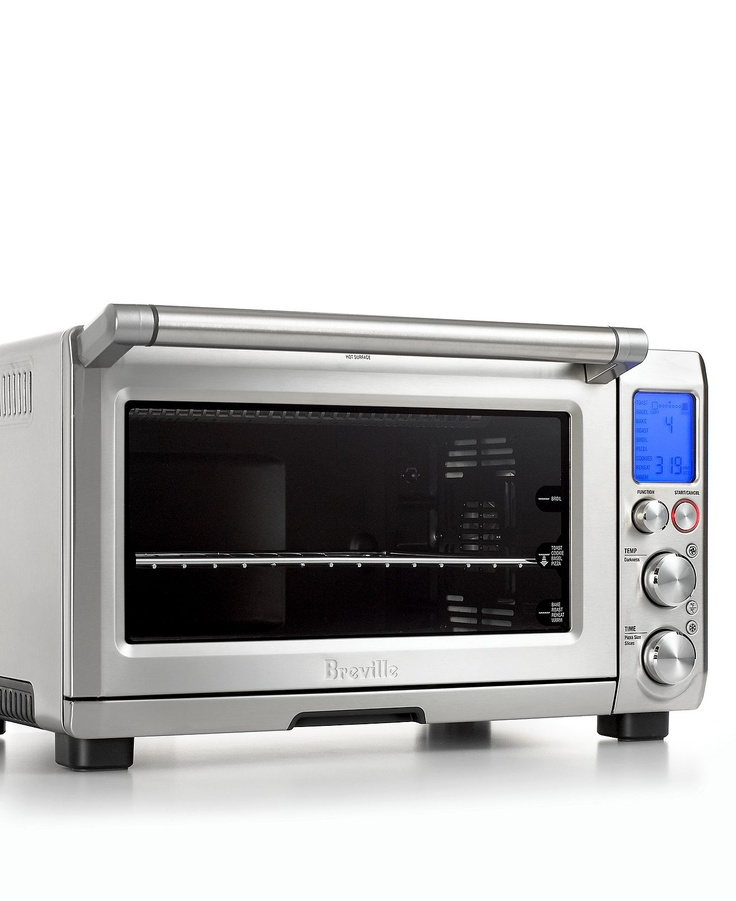Smart Oven With Convection Toaster Oven