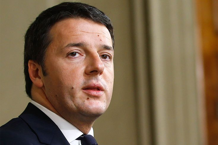 Matteo Renzi ha trentanove anni.