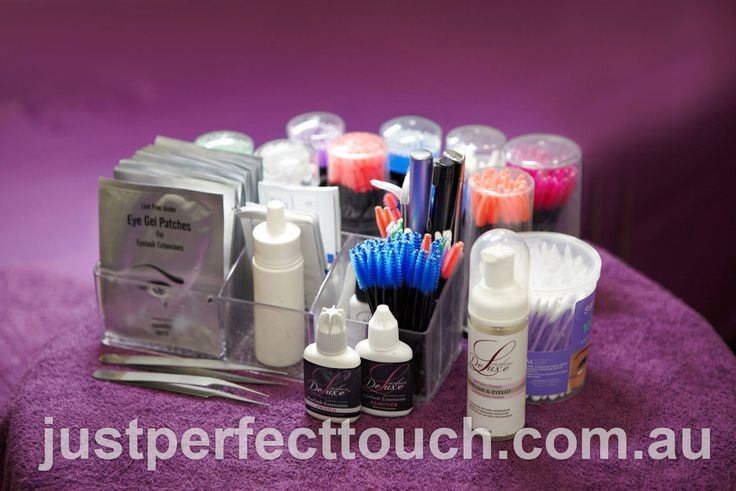 Just Perfect Touch eyelash extensions salon interior Melbourne