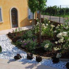 Pi di 25 fantastiche idee su progettazione del giardino for Architettura in stile cottage