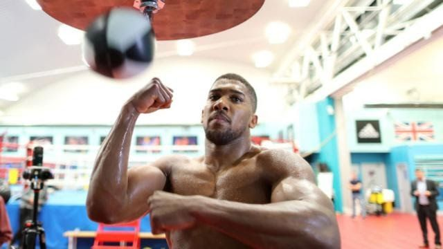 As heavyweight titleholder Anthony Joshua prepares to unify titles with Joseph Parker on March 31 he tells ESPN that he's been refining his training regimen to make sure he's in the best shape of his life  much better than he was against Wladimir Klitschko and Carlos Takam.  Last week we did 20 rounds in the gym which I wasnt even doing for the Klitschko fight and what have we got? Joshua told reporters.  Were still 11 weeks to the fight. Were steps ahead. Obviously its down to performance…