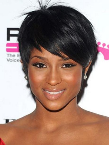 short weave hairstyles for black women | Aktuelle frisuren 2015 damen