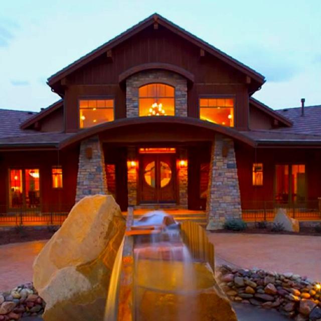 Dream! craftsman home