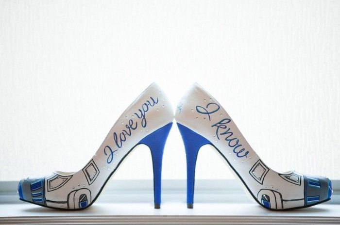 "Yes! A way I can incorporate Star Wars into my future wedding without it being considered ""tacky"""