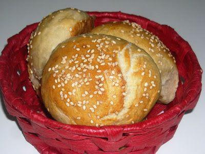 En verden af smag!: Morgenboller med Sesam