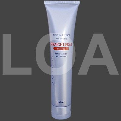 Lisciare i Ricci con un lisciante non chimico? prova Styling Straigth Edge 150 ml  a partire da € 9,90