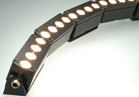 3D LED FLEX 40 With lenses & adjustable mounting bracket