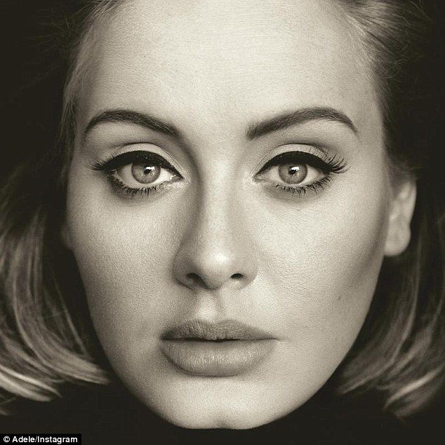 'I'm so bloody excited': Adele announced via Instagram that she'll release her third album, 25, on November 20