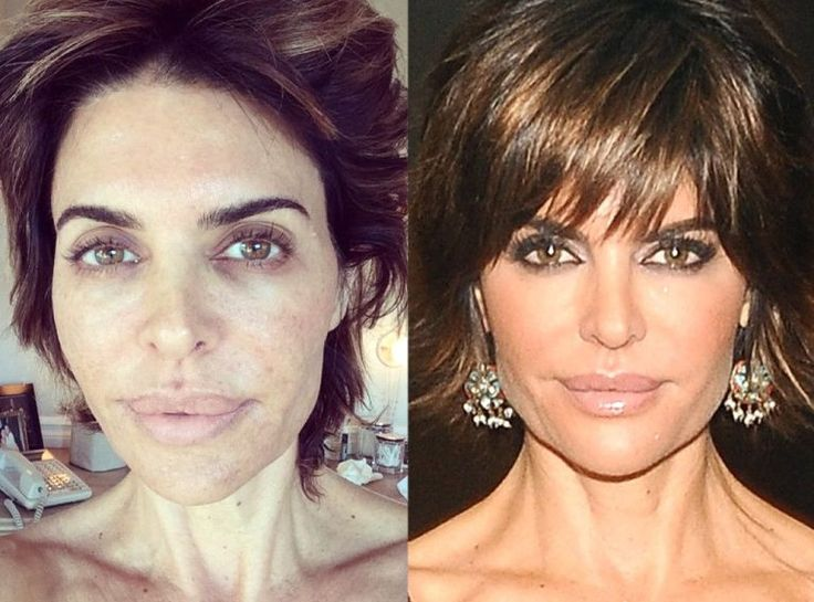 Lisa Rinna's Beauty Secrets – Blushing in Hollywood