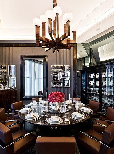 152 best images about id dining room on pinterest for Creative director of interior design