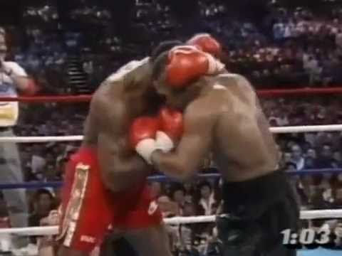 Mike Tyson vs. Frank Bruno - I (1989-02-25)