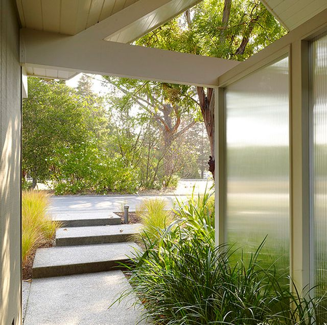 Mid Century Modern Design Ideas: 17 Best Images About Modern Mid Century Garden Designs On