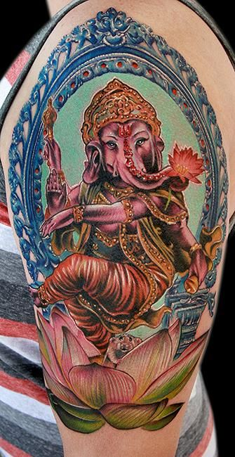 17 best images about ganesha on pinterest shree ganesh ink and cool tattoos. Black Bedroom Furniture Sets. Home Design Ideas