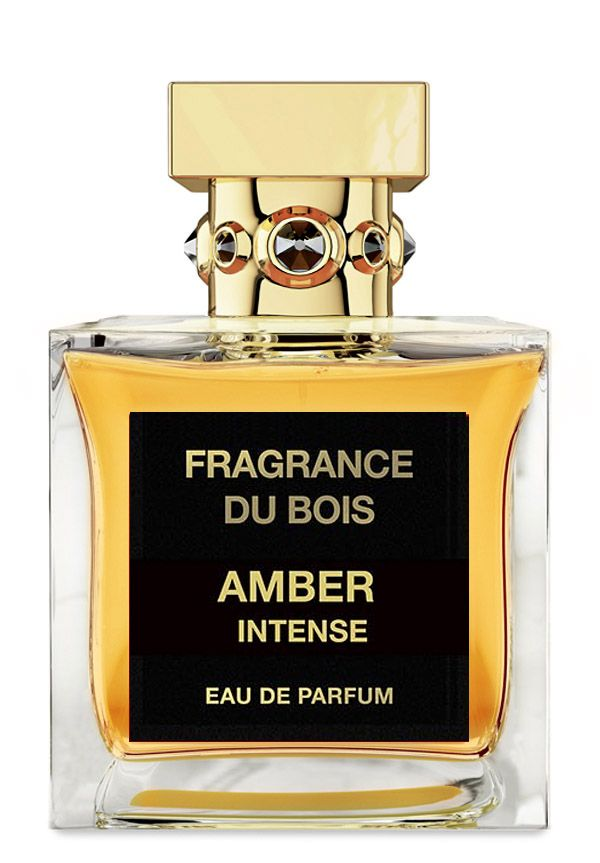 Amber Intense Perfume Scents Fragrance Perfume