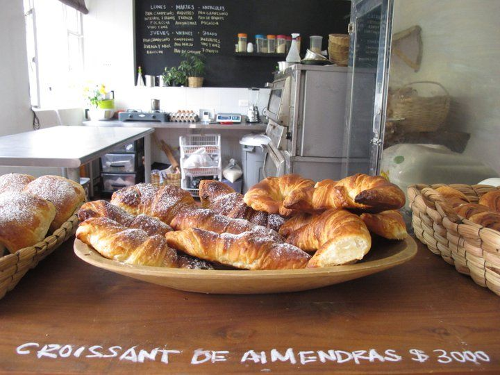The best croissants I've had for a long time, Arbol del Pan