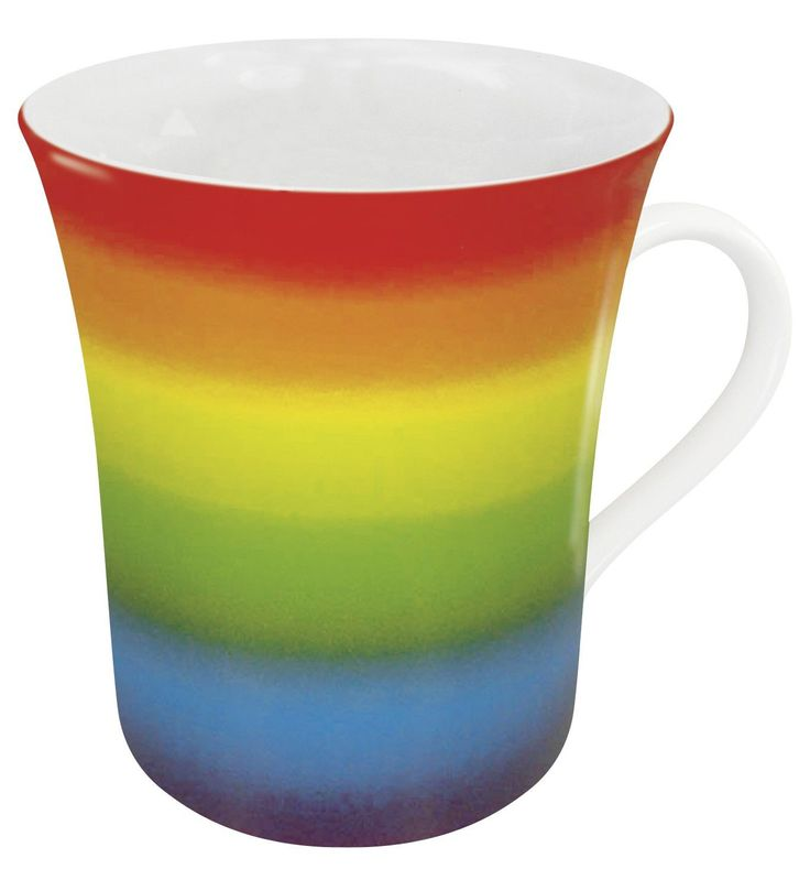 Features:  -High quality porcelain.  -12 oz.  -Microwave safe.  -Dishwasher safe.  -Gift for All Occasions collection.  Product Type: -Coffee mug.  Color: -Multi-Colored.  Material: -Porcelain.  Numbe