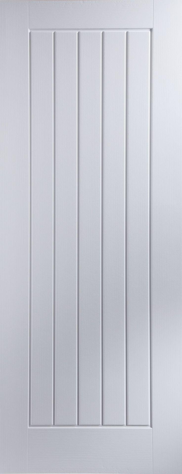 B q bathroom scales - Cottage Panelled Primed Woodgrain Internal Unglazed Door H 1981mm W 686mm