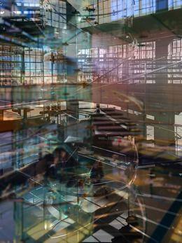 Detrás de lo Invisible, 2014, de Jorge Miño