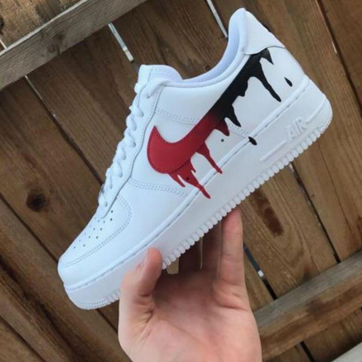 High 10 Nike Air Drive 1 Customized Kicks | Nike shoes air
