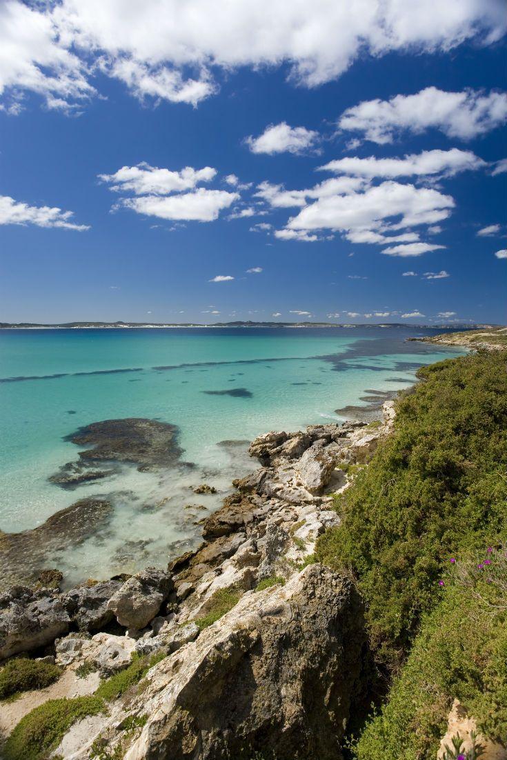 Vivonne Bay on Kangaroo Island. #Australia #KangarooBay