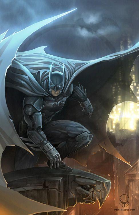 The Batman by Pertheseus