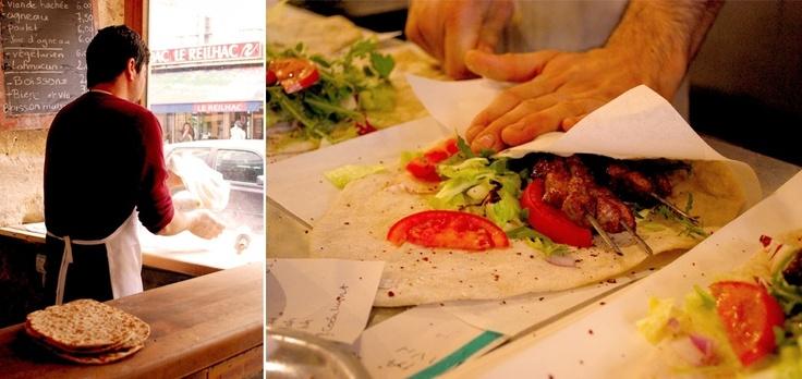 Restaurant Urfa Durum (meilleur kebab de paris)