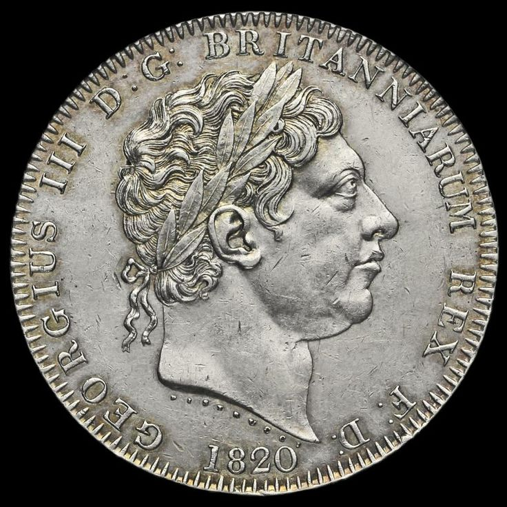 1820 george iii coin value