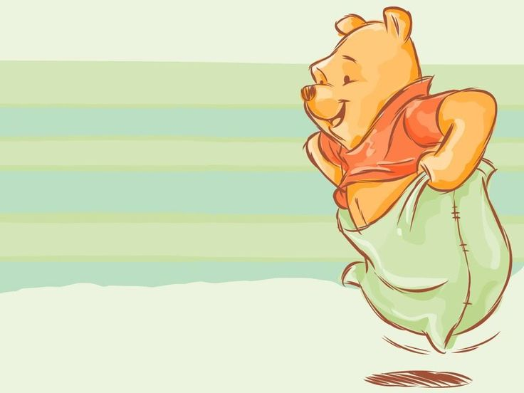 Pooh Desktop Wallpaper Winnie the Pooh Holiday