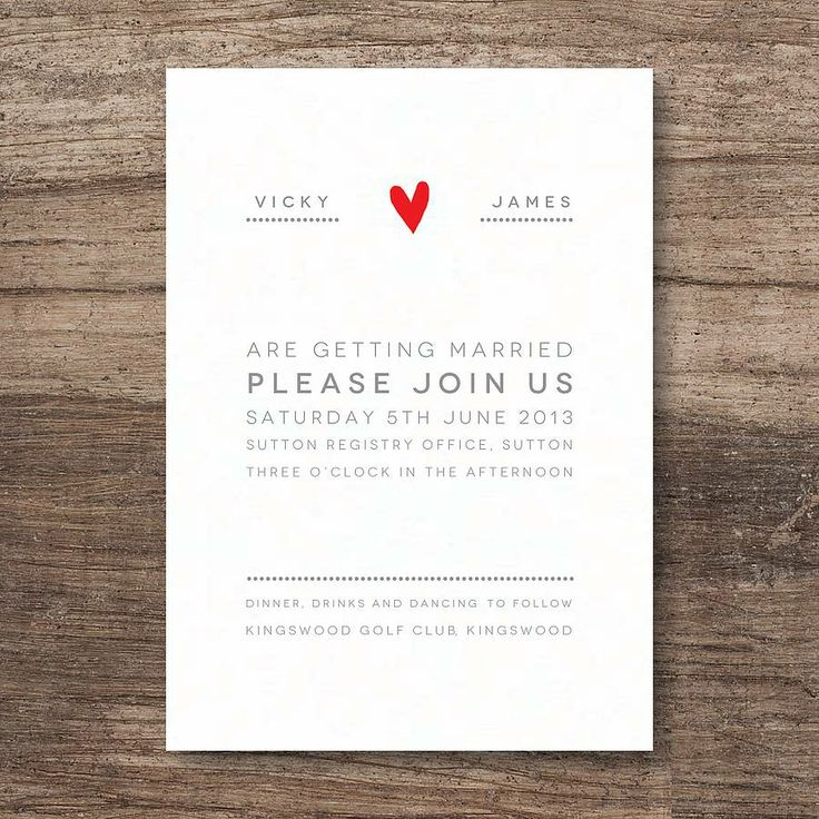 dotty about you wedding invitation by lola's paperie | notonthehighstreet.com