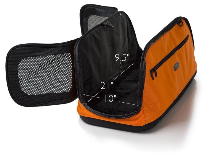 Sleepypod Air | Dog Airline Carrier and Cat Airline Carrier | Airline Approved Pet Carrier More