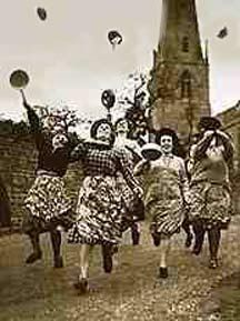 As they call the days of Shrovetide 90